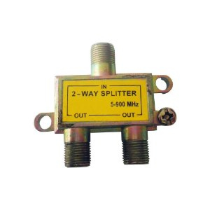 Divisor de Sinal de Antena 1X2 Baixa Frequência