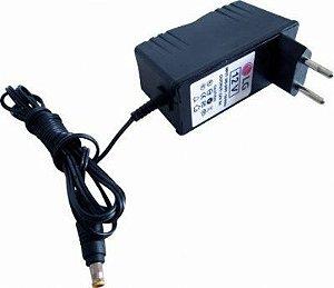 Fonte 1203 12V 3A Plug 6,5 x 4,4 mm Wall Plug Vertical LG