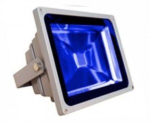 Refletor De Led Azul 10W