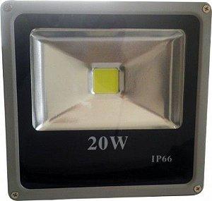 Refletor De Led Branco Frio 20W