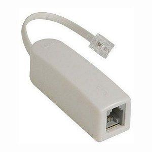 Micro Filtro ADSL Simples