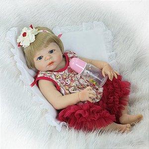 Bebê Reborn Menino - Belinha Bebê Reborn 610641cd9b4