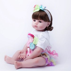 Boneca Bebe Reborn 035 - Belinha Bebê Reborn 4dd2919daf0