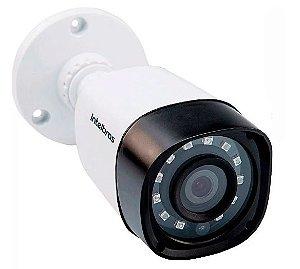 Câmera Bullet Infravermelho Multi HD 4 em 1 Intelbras VHL 1120 B G4 HD 720p 2,6mm - HDCVI, HDTVI, AHD, ANALÓGICO