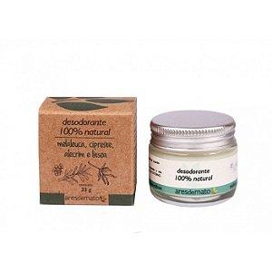 Desodorante Natural - Ares de Mato