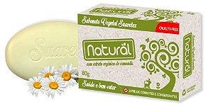 Sabonete com Ingredientes Orgânicos e Naturais - Orgânico Natural