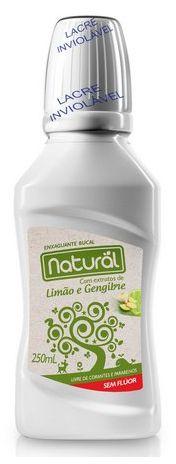 Enxaguante Bucal Natural - Orgânico Natural