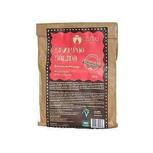 Shampoo Sólido de Pitanga - Cativa Natureza