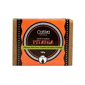 Sabonete Natural de Pitanga - Cativa Natureza