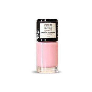 Esmalte Natural e Vegano Hipoalergênico e Fortalecedor Light Rose (604) 10ml - Twoone Onetwo