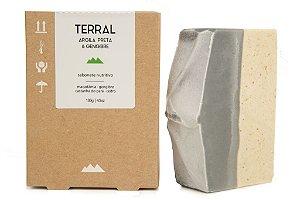 Sabonete Argila Preta - Terral