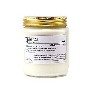 Creme Corporal Alecrim - Terral