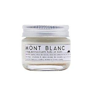 Creme para as Mãos Mont Blanc da Terral