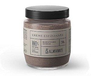 Creme Esfoliante Murumuru - Almanati