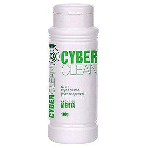 Cyber Clean - Talco para Limpeza e Preservação das Peças em CyberSkin com Aroma de Menta
