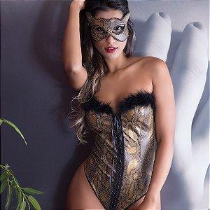Fantasia Pantera Sensual Erótica