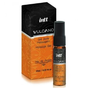 Excitante em Spray Intt Vulcano Unissex 17ml