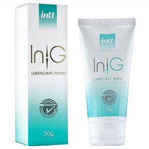 Lubrificante Íntimo In-G Intt Dermatologicamente Testado 50g