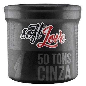 Bolinha Funcional Soft Love 50 Tons de Cinza - 3 Unidades