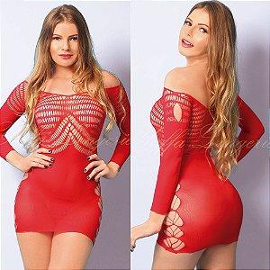 Mini Vestido Sophie