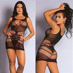 Mini Vestido Fernanda