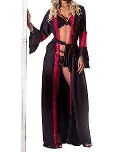 Robe Longo Sensual