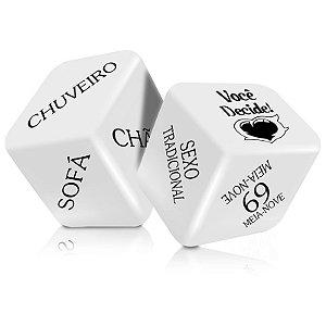 Cubos do Amor Dados Hot 2 Unidades