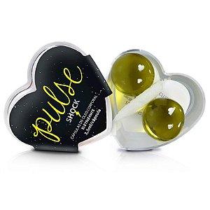 Bolinha Funcional Pulse Shock Eletrizante com 2 Unidades