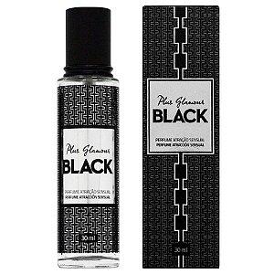 Black - Perfume Masculino de Atração Sexual com Fragrância Hipnotizante 30ml