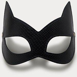 Máscara Kitten em Couro