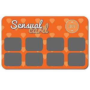 Raspadinha Sensual Card Hot