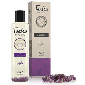 Óleo para Massagem Sensual Tantra Mystic Aroma Jojoba 200ml