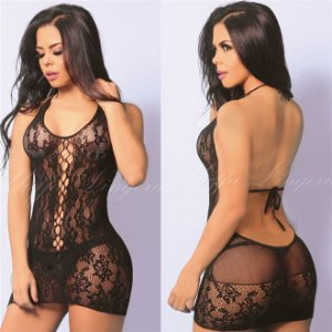 Mini Vestido Ember