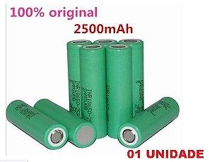 Bateria Samsung 25R - 2500mah - Unitário