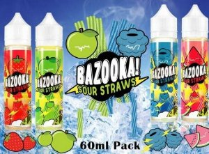 Bazooka 60ml 3mg