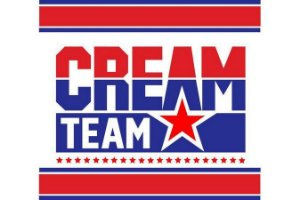 Líquido Cream Team 100ml 03mg