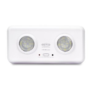 Iluminação de Emergência LED 400 Duo Segurimax