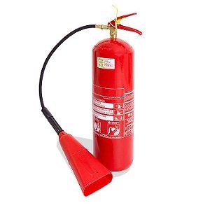 Extintor de incêndio portátil de dióxido de carbono (CO²) 6kg Imprefix