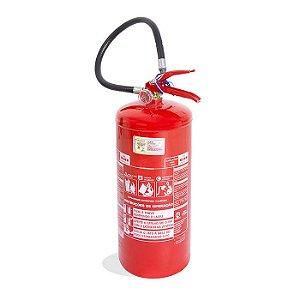 Extintor de Incêndio Portátil de Água Pressurizada (AP) 10L Carga para 3 anos Imprefix