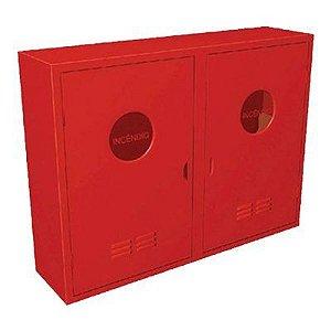Caixa Abrigo Hidrante Duplo Sobrepor 120x90x30 Cm Imprefix