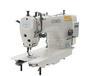 Máquina de Costura Reta Eletrônica Direct Drive MegaMak MK9800D-4M