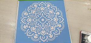 Stencil Mandala 30cm