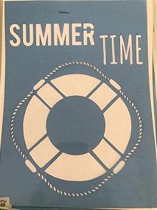 Stencil Summer time