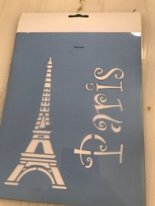 Stencil Paris