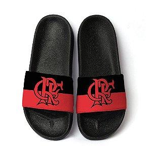 Chinelo Slide Beach Flamengo Rasteira Sandália
