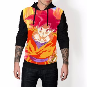 Blusa De Frio Dragon Ball Estampa Full Moletom Unissex REF 34