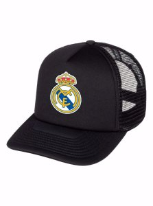 Boné Trucker Tela Telinha Real Madrid O Maior Campeao Europe