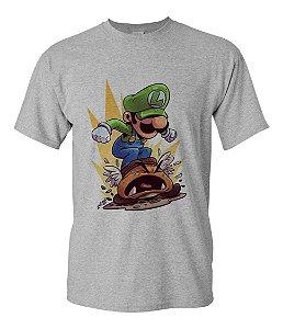 Camisa Camiseta LUIGI