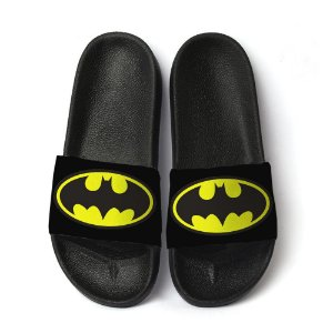 Chinelo Slide Sandalia Masculina Estampa Batman