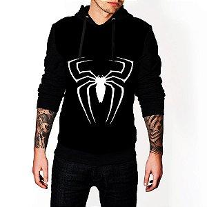 Blusa De Frio Homem Aranha Estampa Full Moletom Unissex
